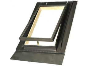Окно-люк WGI для выхода на крышу