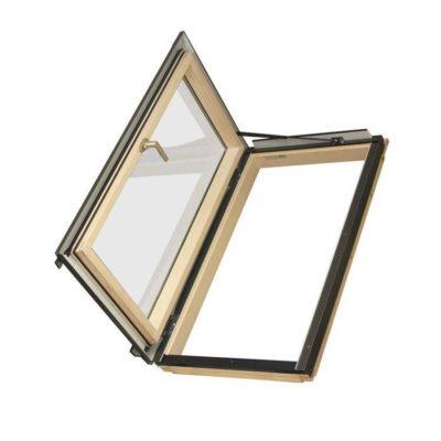 Окно для выхода на крышу FWL U3 ручка слева