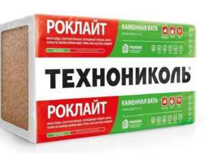 Утеплитель Технониколь Роклайт