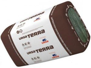 Утеплитель URSA Terra 37 PN