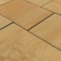 Тротуарная плитка BRAER Триада, «Сахара»