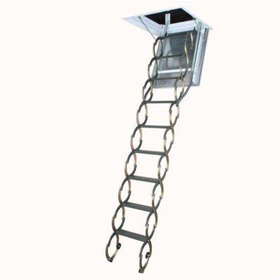 Лестница металлическая огнестойкая FAKRO LSF
