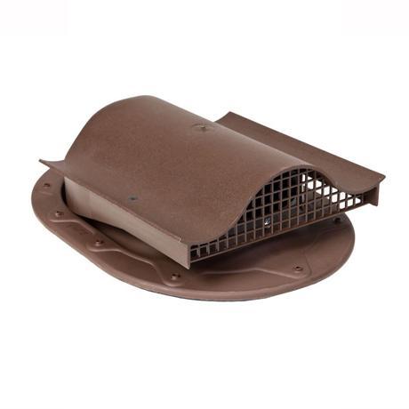 Вентилятор скатный CLASSIС KTV без адаптера для фальцевой и мягкой готовой кровли Vilpe