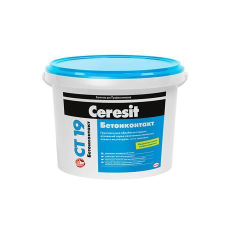 Грунтовка Ceresit СТ19 бетонконтакт