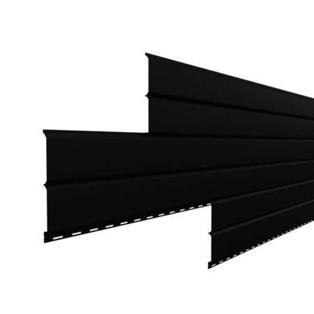 Сайдинг Lбрус-15х240 (VikingMP-01-9005-0.45)