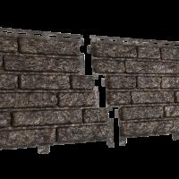 Фасадные панели (Цокольный Сайдинг) Ю-Пласт Стоун Хаус Кварцит