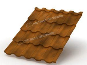 Металлочерепица МП Трамонтана-M (КЛМА-02-Anticato-0.5)