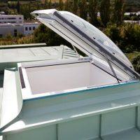 Окно зенитное-выход на крышу CXP 0473Q VELUX