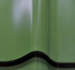 Металлочерепица Adamante - rr32-темно-коричневый