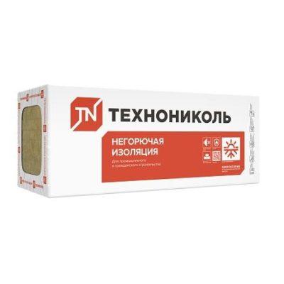 Базальтовый утеплитель ТехноНИКОЛЬ Техноблок Стандарт (0,28 куб/уп)