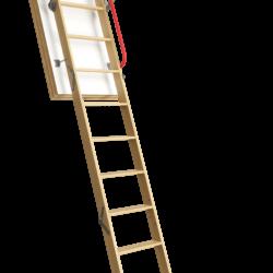 Чердачная лестница Docke Серия LUX