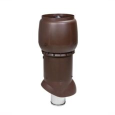 Труба изолированная вентиляционная с колпаком XL-160/300 H=700 мм Vilpe