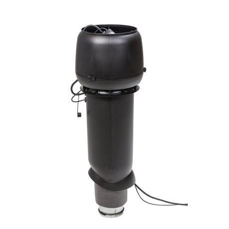 Вентилятор с принудительным вентилированием с шумопоглотителем ECo 190 P/125/700 Vilpe