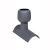 RR 23 - серый графит / RAL 7024 - серый графит
