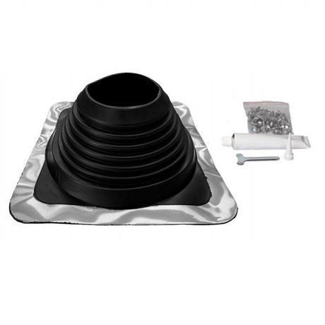 Уплотнитель для круглых труб ROOFSEAL №6/9 260-460 мм (комплект) Vilpe