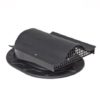 RR 33 - черный / RAL 9005 - черный