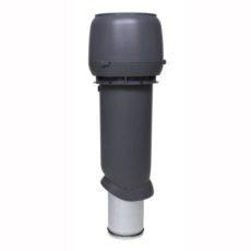 Труба изолированная вентиляционная с колпаком 160/225 H=700 мм Vilpe