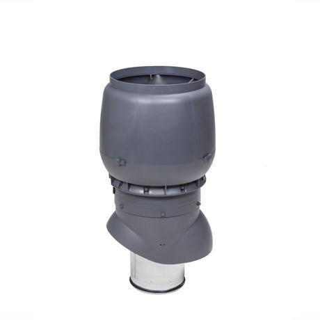 Труба изолированная вентиляционная с колпаком XL-200/300 H=500 мм Vilpe