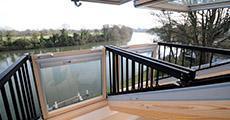 Балкон Velux