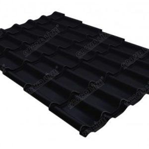 М/ч классик 0,45 Drap RAL 9005 черный