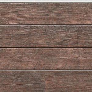 Фиброцементный сайдинг KMEW (КМЮ) Оптосера NH4751A 3030 x 455 x 16 мм Дерево