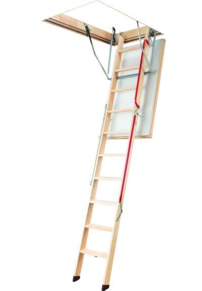 Термоизоляционная лестница LWL Extra Fakro