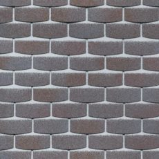 ТЕХНОНИКОЛЬ HAUBERK фасадная плитка, Камень Кварцит (2,2 кв.м.)
