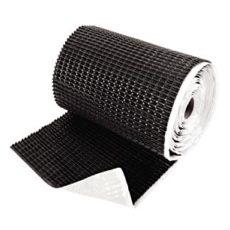 Лента для примыкания гофрированная алюминевая (0,3×5 м.) (кор. чёрн. кирпич.)