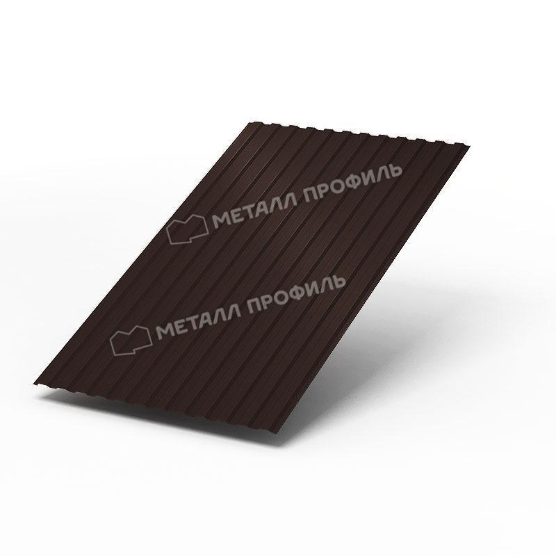 Профилированный лист МП-10х1100 (PURETAN-20-8017-0.5)