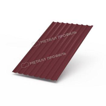 Профилированный лист МП-20х1100 Двухстороннее покрытие (ПЭД-0.45)