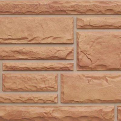 Фасадная панель 1135*474 Альта Профиль Камень Бежевый