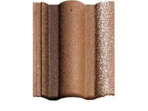 Цементно-песчаная черепица BRAAS Адрия  420*333 мм