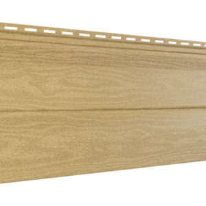 Виниловый сайдинг Ю-пласт 3050*230 Тимберблок Кедр - Кедр Натуральный