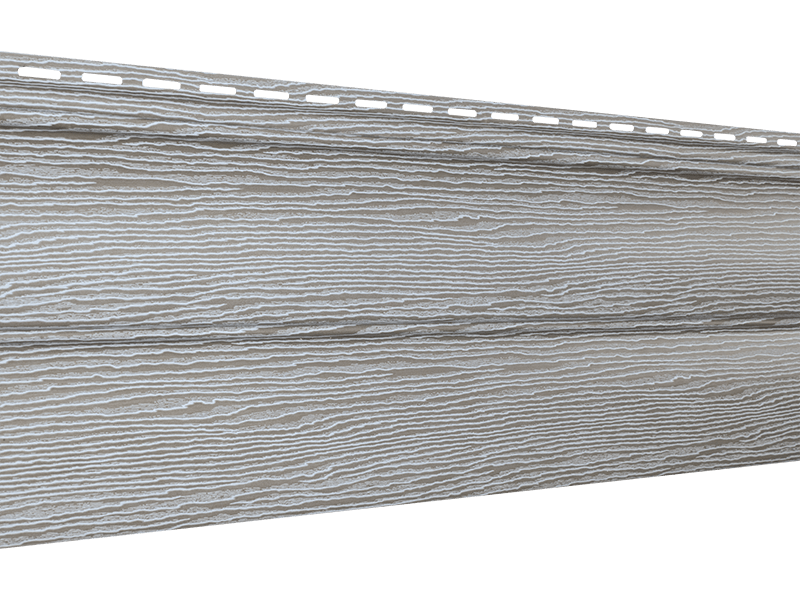 Виниловый сайдинг Ю-пласт 3400*230 Тимберблок Дуб