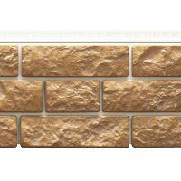 """Сайдинг-панель Blockhaus D4,7T виниловый ( блок-хаус ) 1809*285 Docke LUX """"под камень"""""""