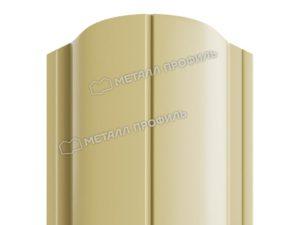 Штакетник металлический МП ELLIPSE 19х126 NormanMP (ПЭ-01-1014-0.5)