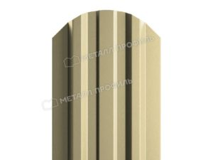 Штакетник металлический МП LАNE 16,5х99 (ПЭ-01-1014-0.45)