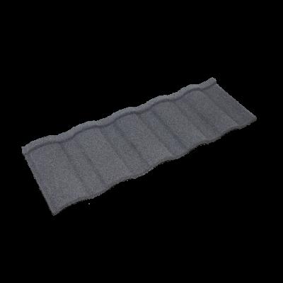 Лист композитной черепицы 415×1350мм  Grand Line Roman