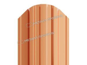 Штакетник металлический МП TRAPEZE 16,5х118 (AGNETA-20-CopperCopper-0.5)