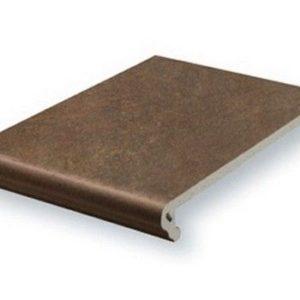 Клинкерная плитка для ступеней Asar 640 maro, Stroeher