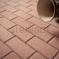 "Тротуарная плитка STEINGOT ""БРУСЧАТКА"" Толщ. 60 мм 100х200х60"