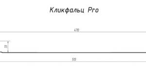 Кликфальц Pro Line Optima 0,5 Zn