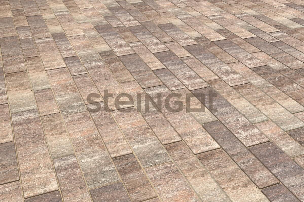 Тротуарная плитка Домино