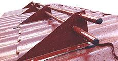 Снегозадержатели для металлочерепицы Русь