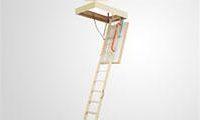 Лестницы деревянные Thermo (энергоэффективные)