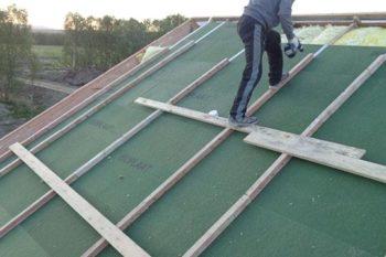 Ветрозащитная плита Изоплат 18 мм 2700*1200