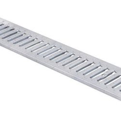 Решётка водоприёмная РВ 100*13,6 DN100 стальная штампованная