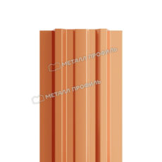 Штакетник металлический МП LАNE-T 16,5х99 (AGNETA-20-CopperCopper-0.5)