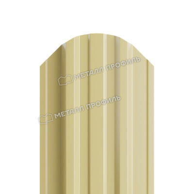 Штакетник металлический МП TRAPEZE-O 16,5х118 (ПЭ-01-1014-0.4)