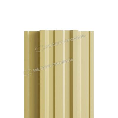 Штакетник металлический МП TRAPEZE-T 16,5х118 (ПЭ-01-1014-0.45)